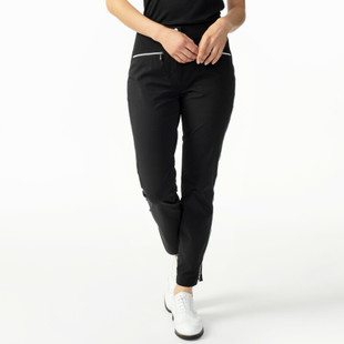 Daily Sports Glam Ankle Pant - Black