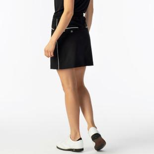Daily Sports Glam Golf Skort (2 Lengths) - Black