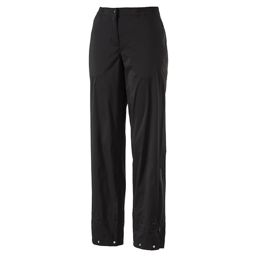 407f7f817 Puma Ladies Storm Rain Pants - Black | Golf4Her