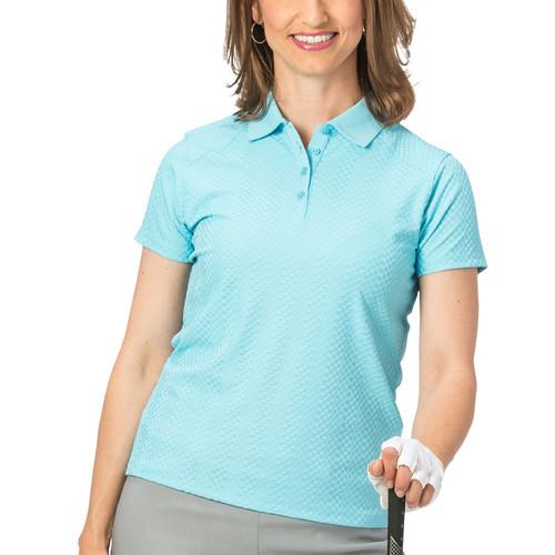 bf11a2fe0f7 Nancy Lopez Grace Short Sleeve Polo (7 Colors)