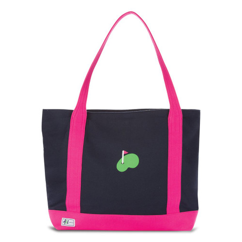 9cc0d838a7 A&L Golf Fairway Tote - Putting Green