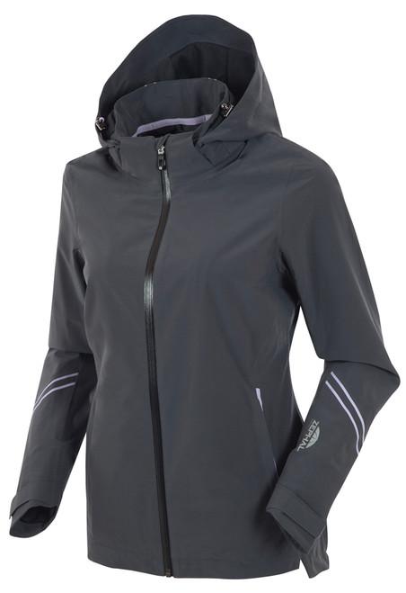 bff3c069 Sunice Robin Zephal Waterproof Jacket w/ Hood - Charcoal Lily