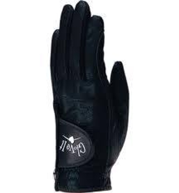 Glove It Golf Glove - Black Clear Dot
