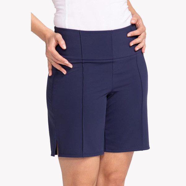 Tailored and Trim Golf Short - Navy