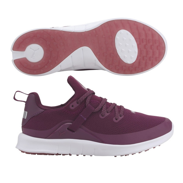 Puma Laguna Fusion Sport Golf Shoe - Dark Purple