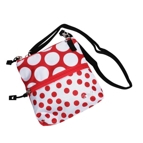 2-Zip Carry All Bag - Ta Dot!