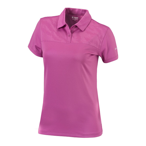 Angle Short Sleeve Polo