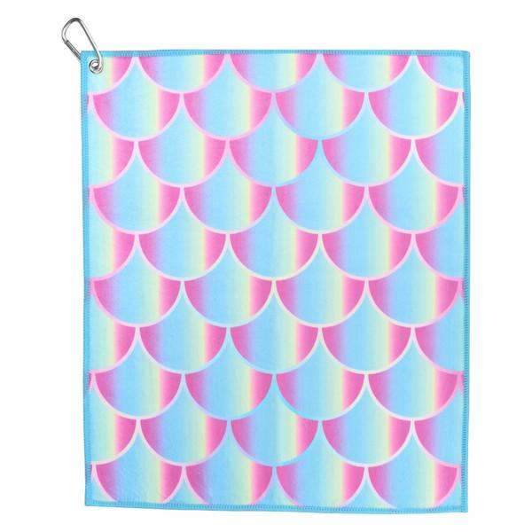 Mermaid Golf Towel