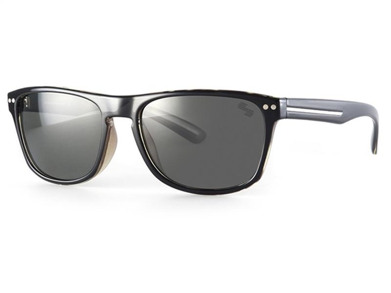 Sundog Polarized Azure Sunglasses - Smoke/Dark Crystal