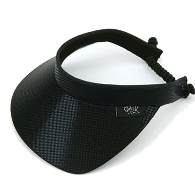 Glove It Coil Visor - Black Clear Dot