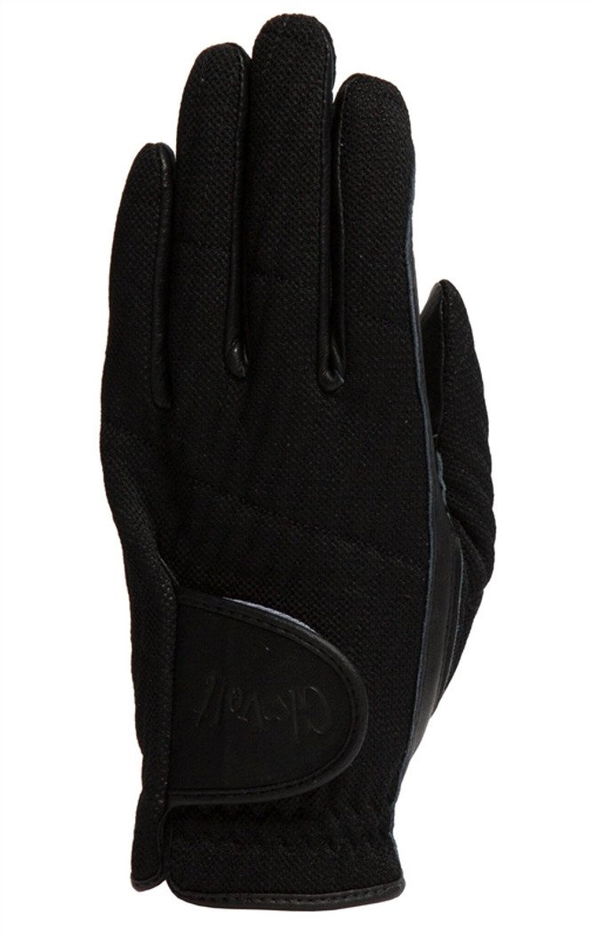 Glove It Golf Glove - Black Mesh