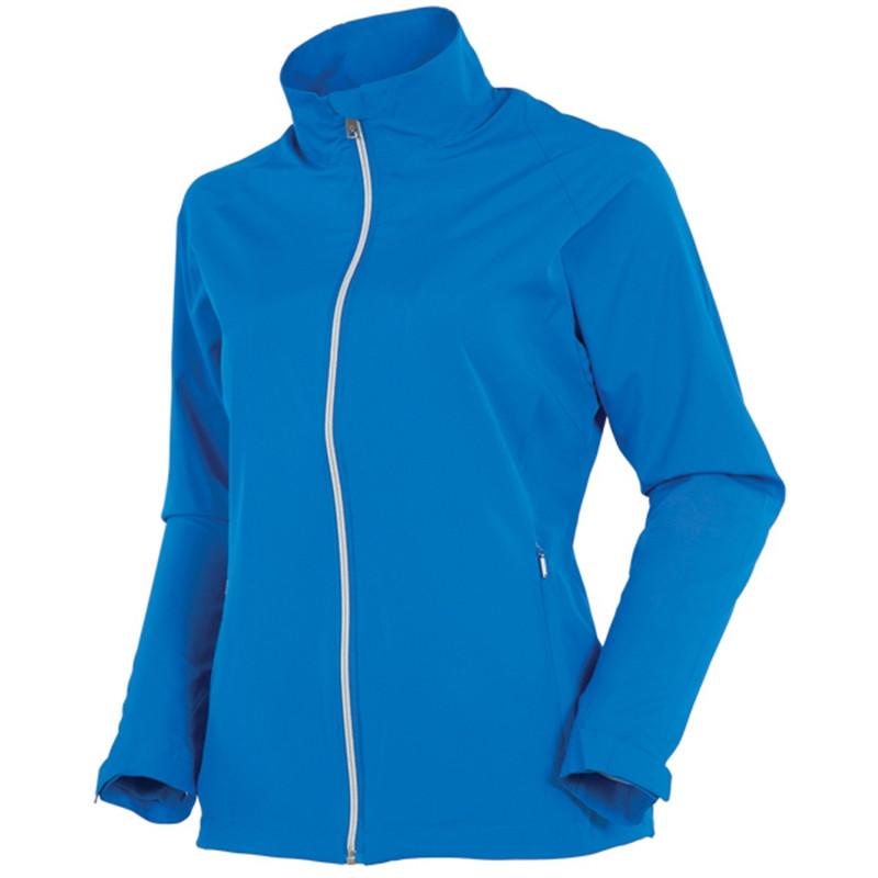 Sunice Belmont X20 Water Repellent Wind Jacket - Vibrant Blue