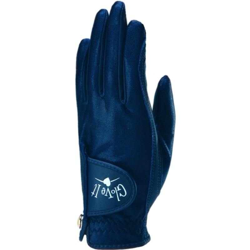 Glove It Golf Glove - Navy Clear Dot