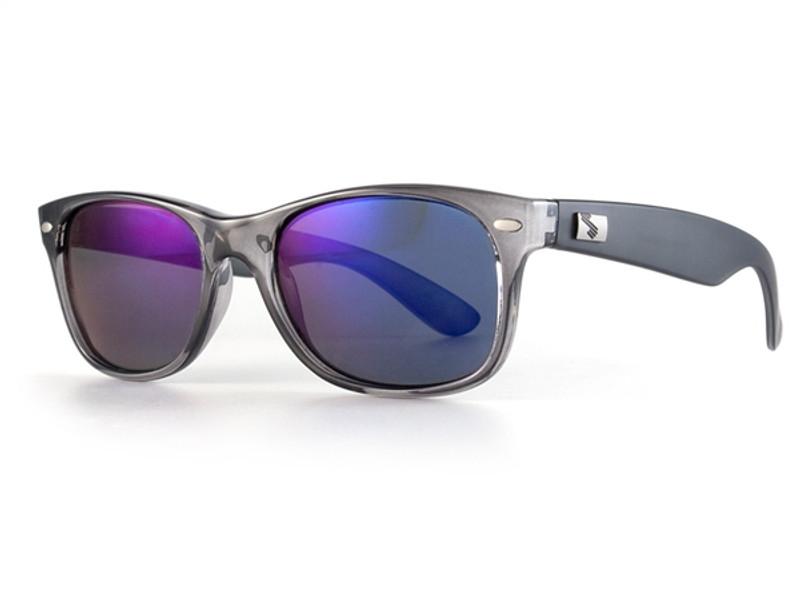 Sundog Polarized Legendary Sunglasses - Smoke/Crystal Grey