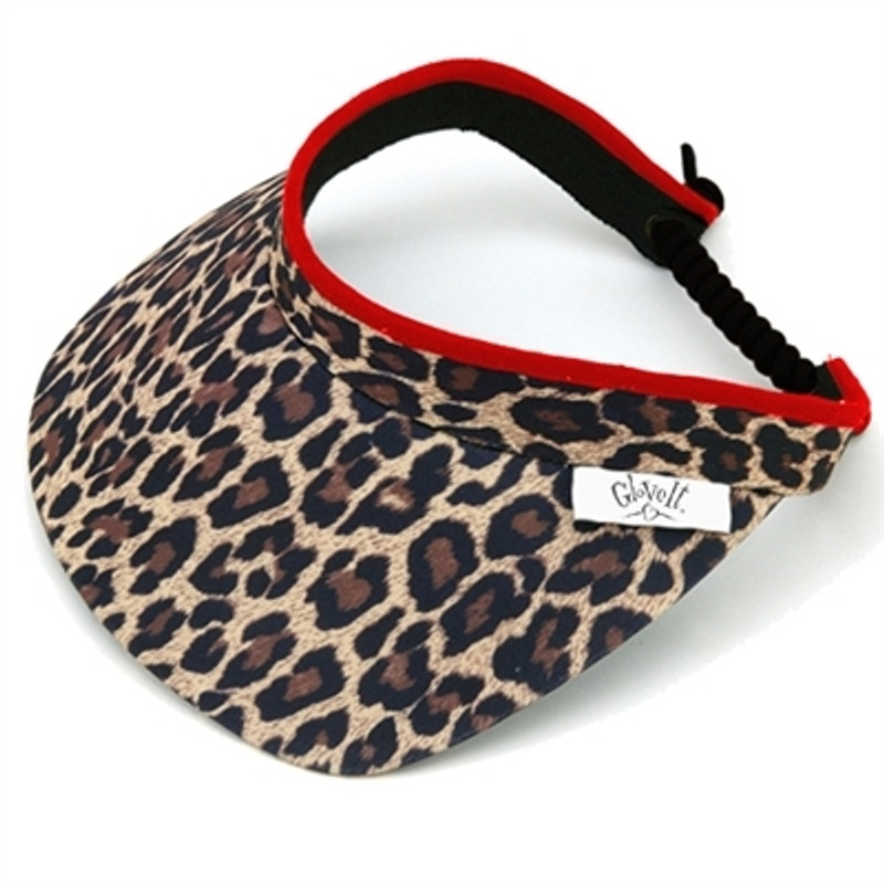 Glove It Coil Visor - Leopard