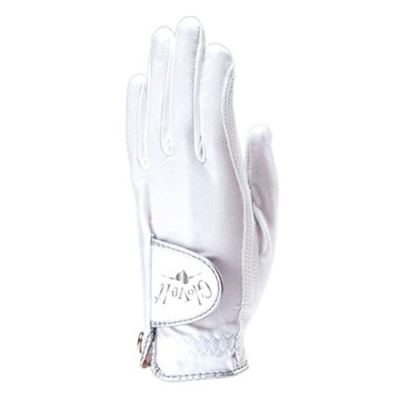 Glove It Golf Glove - White Clear Dot