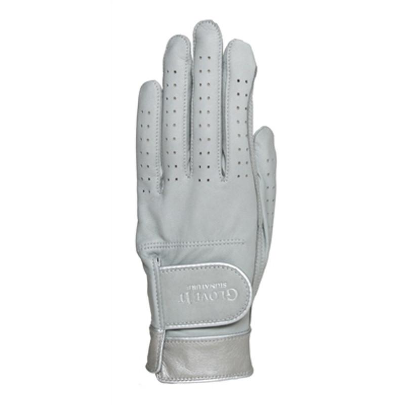 Glove It Golf Glove - Silver Suede