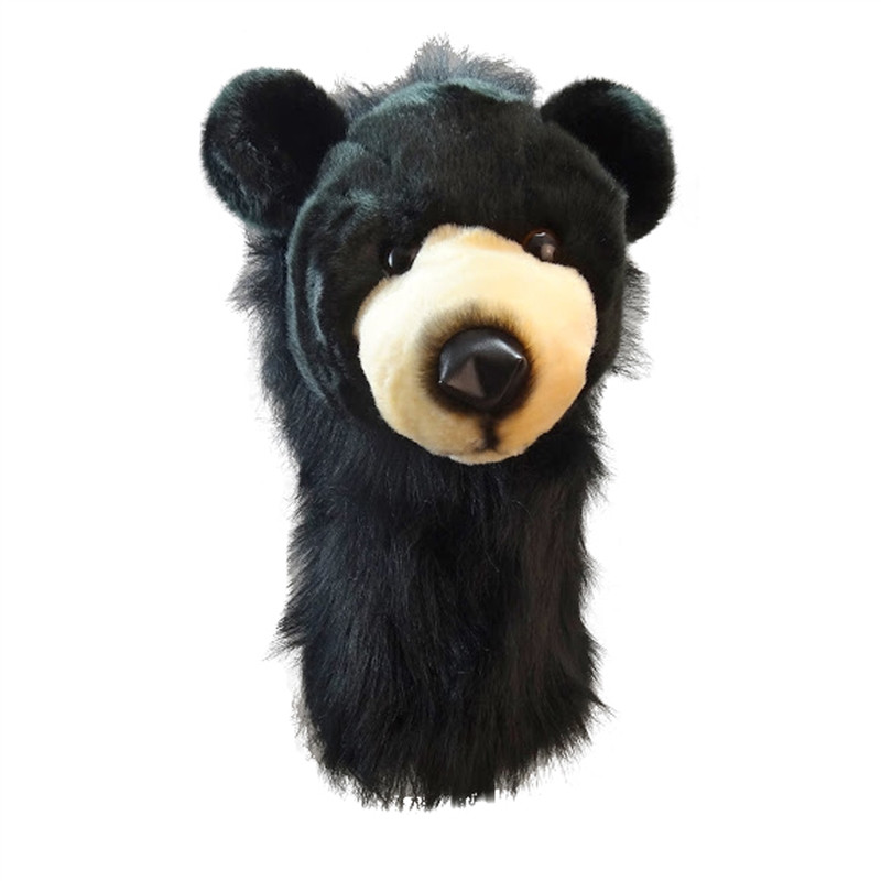 Daphne's Headcovers - Black Bear