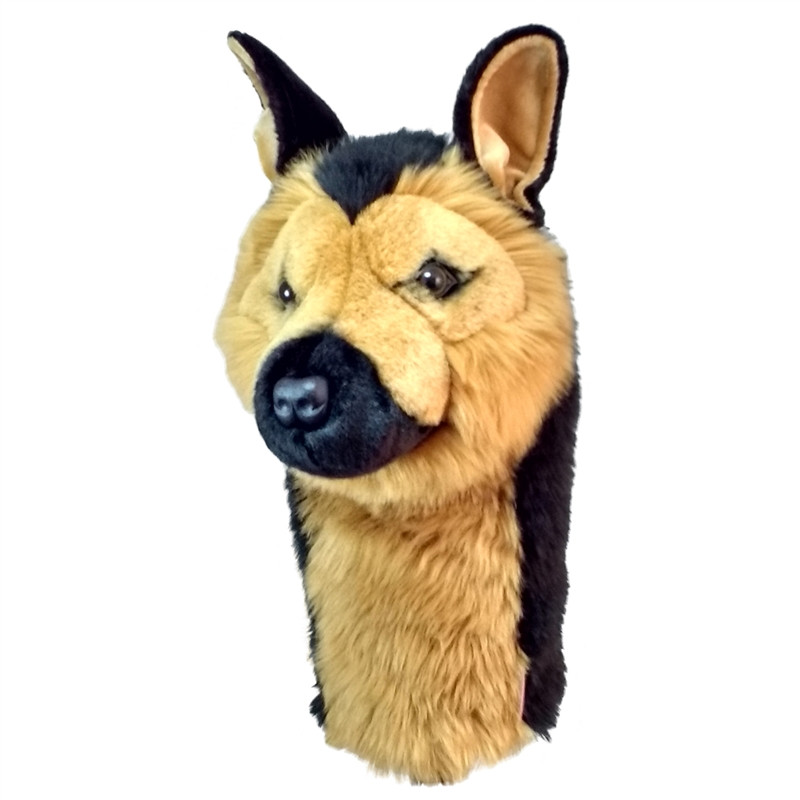 Daphne's Headcovers - German Shepherd