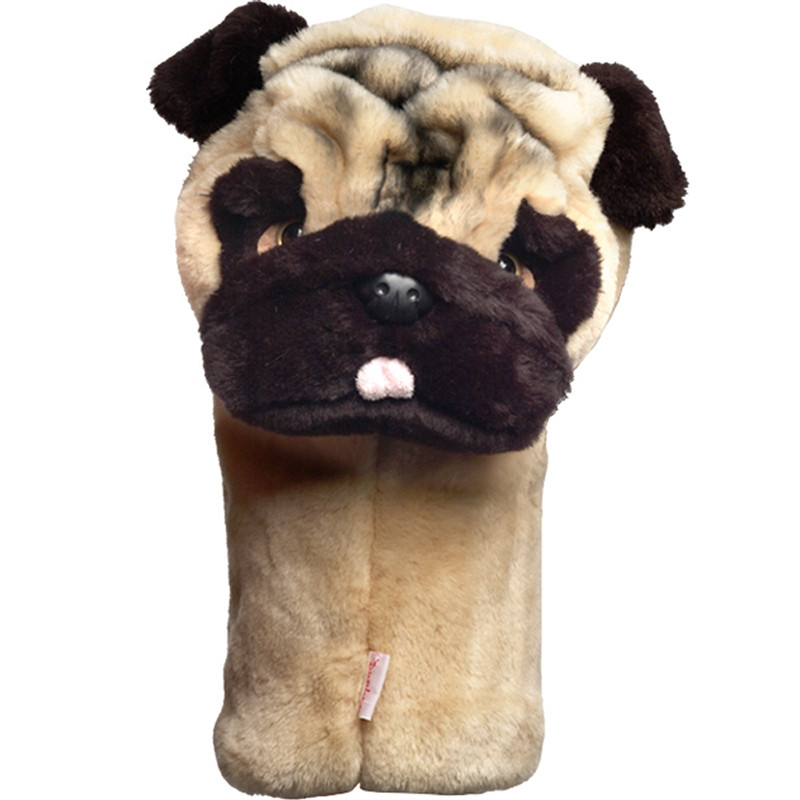 Daphne's Headcovers - Pug
