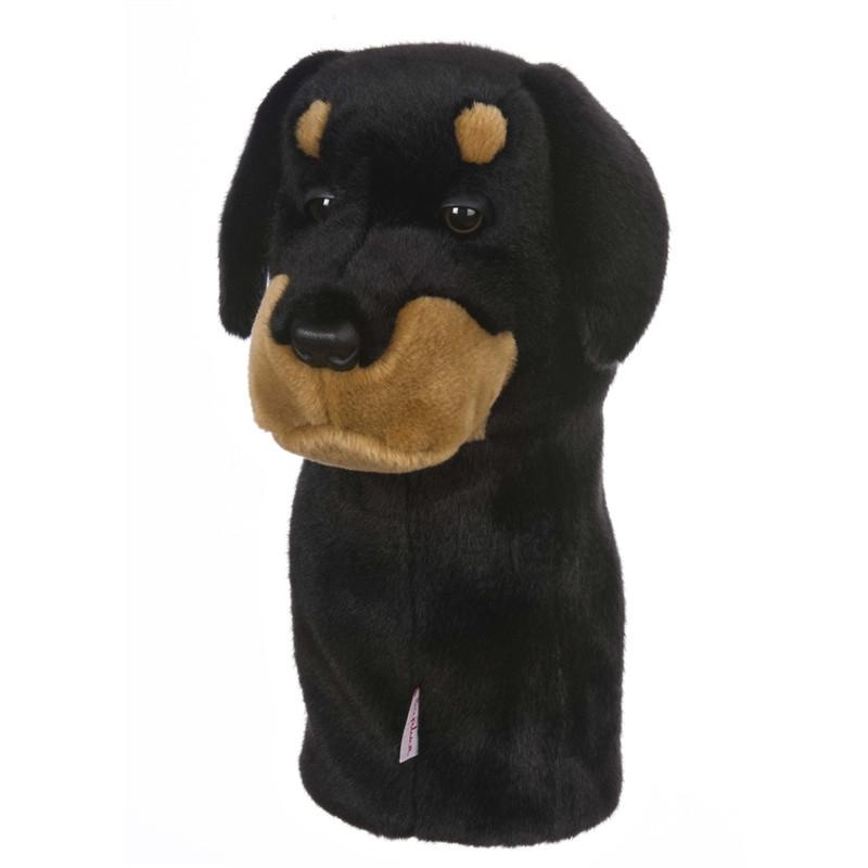 Daphne's Headcovers - Rottweiler