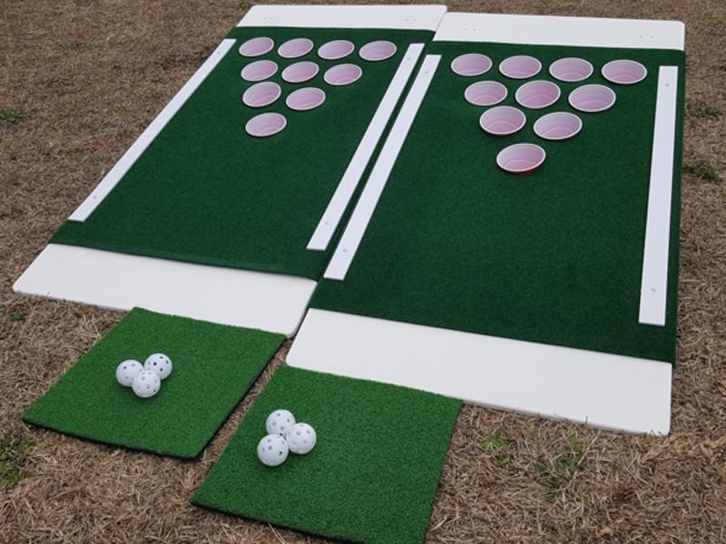 Beer Pong Golf - The Original Set