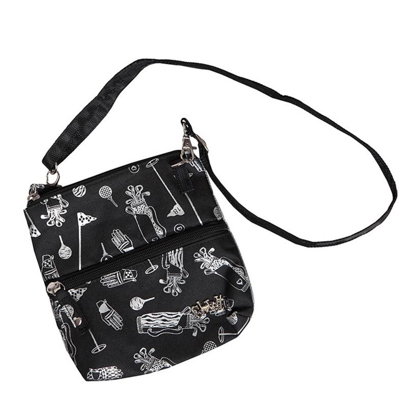 Glove It 2-Zip Cross Body Bag - Gotta Glove It