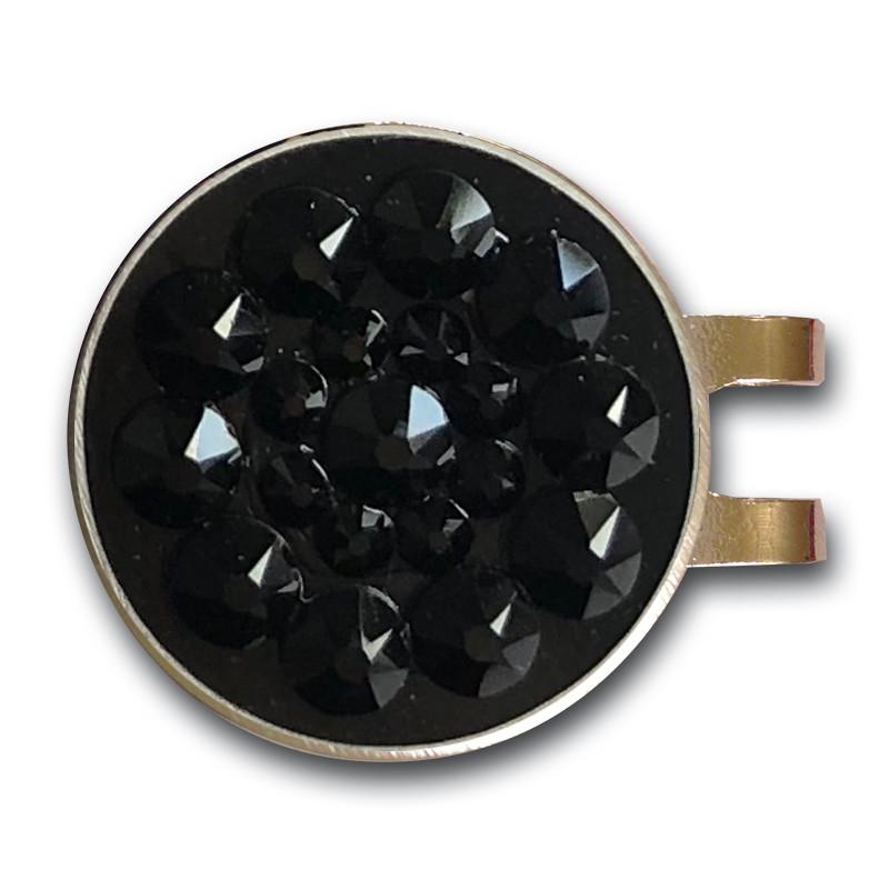 Blingo Ballmarker - Black on Black