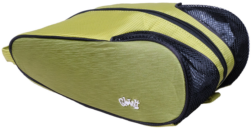 Glove It Shoe Bag - Kiwi Check
