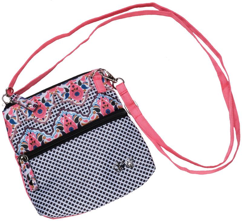 Glove It 2-Zip Cross Body Bag - Marrakesh