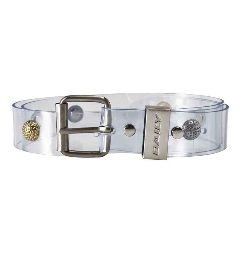 Daily Sports Transparent Belt