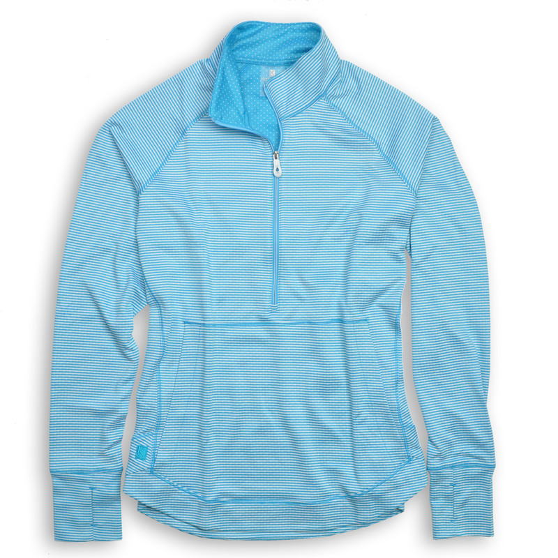Kate Lord Summerhill Pullover - Azul