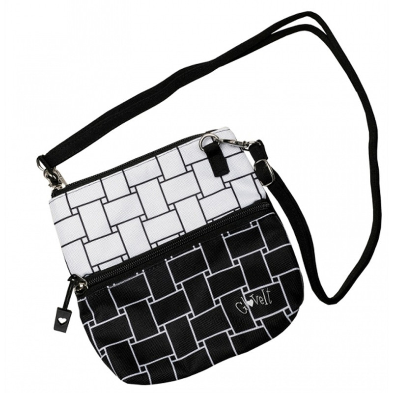 Glove It 2-Zip Carry All Bag - Basketweave