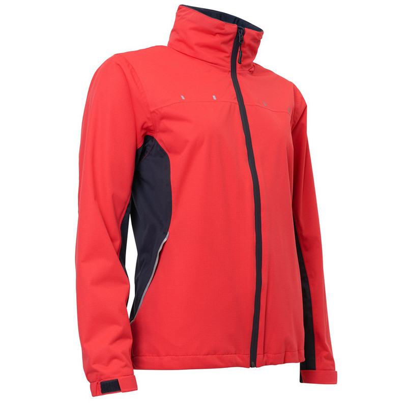 Swinley rainjacket Poppy Red