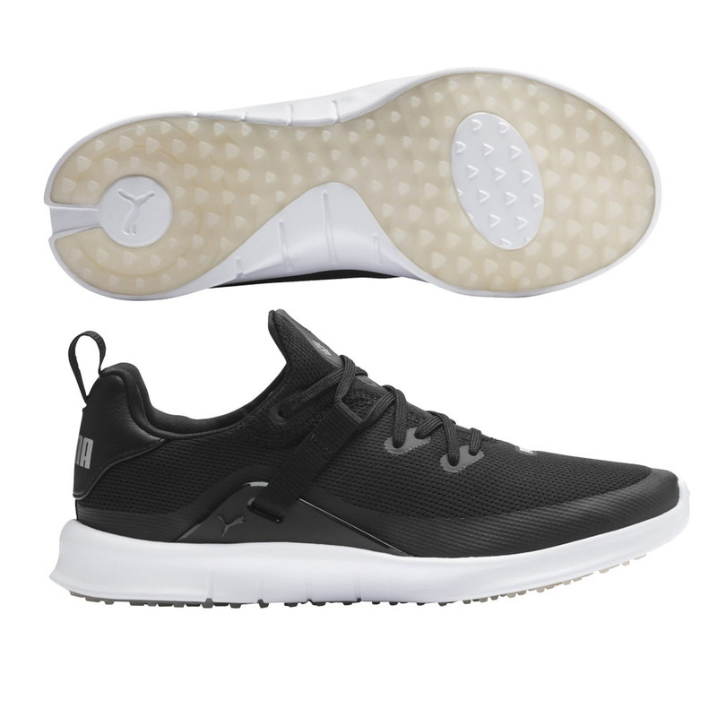 Puma Laguna Fusion Sport Golf Shoe - Black
