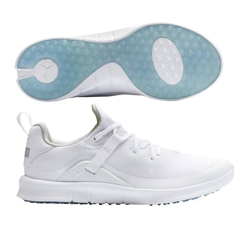 Puma Laguna Fusion Sport Golf Shoe - White