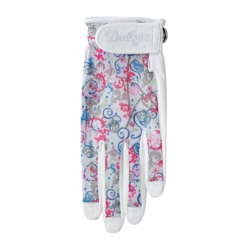 Paisley Sun Glove - Pink
