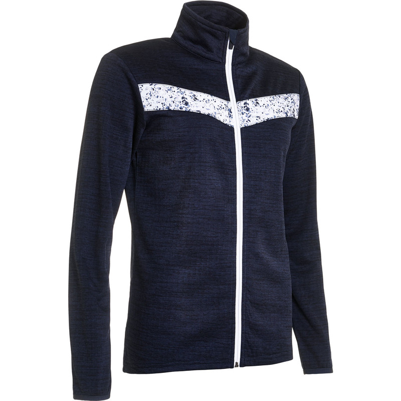 Abacus Fortrose Fleece Jacket - Mixed Navy