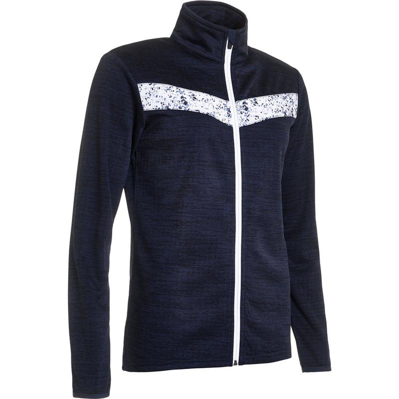 Abacus Fortrose Fleece Jacket - Mixed Navy