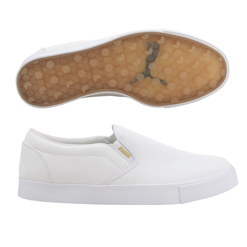 Puma Tustin L Golf Shoe - White
