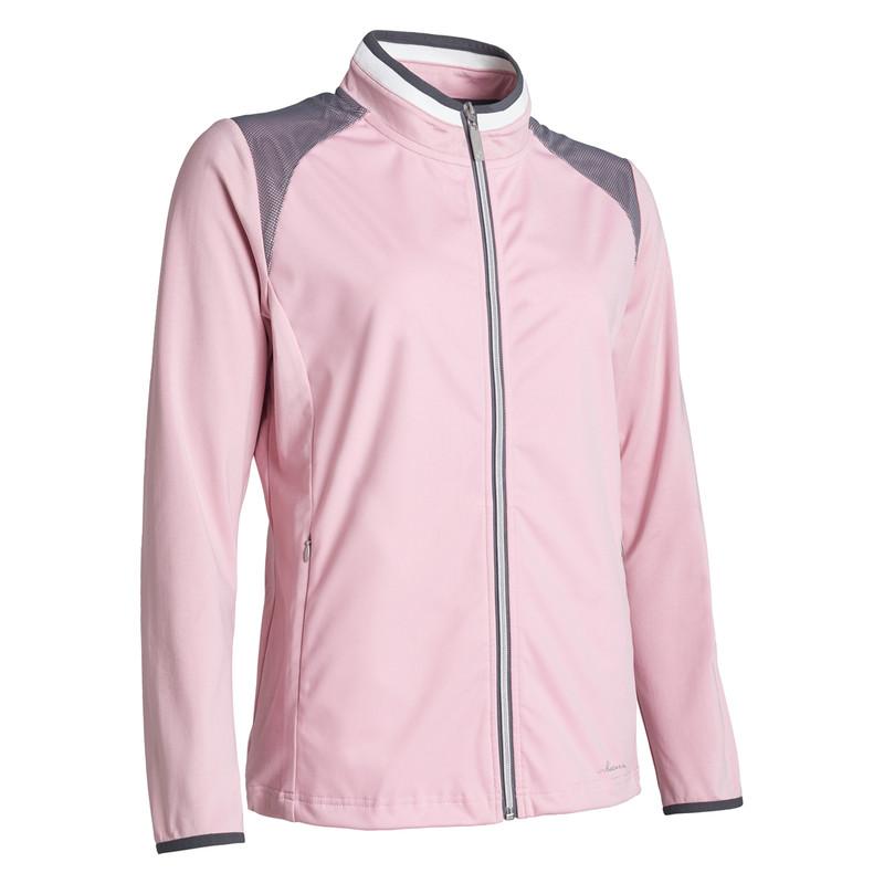 Abacus Navan Softshell Hybrid Jacket - Rosebud