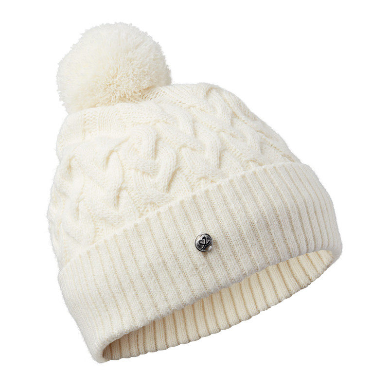 Daily Sports Alondra Knit Hat - Ivory