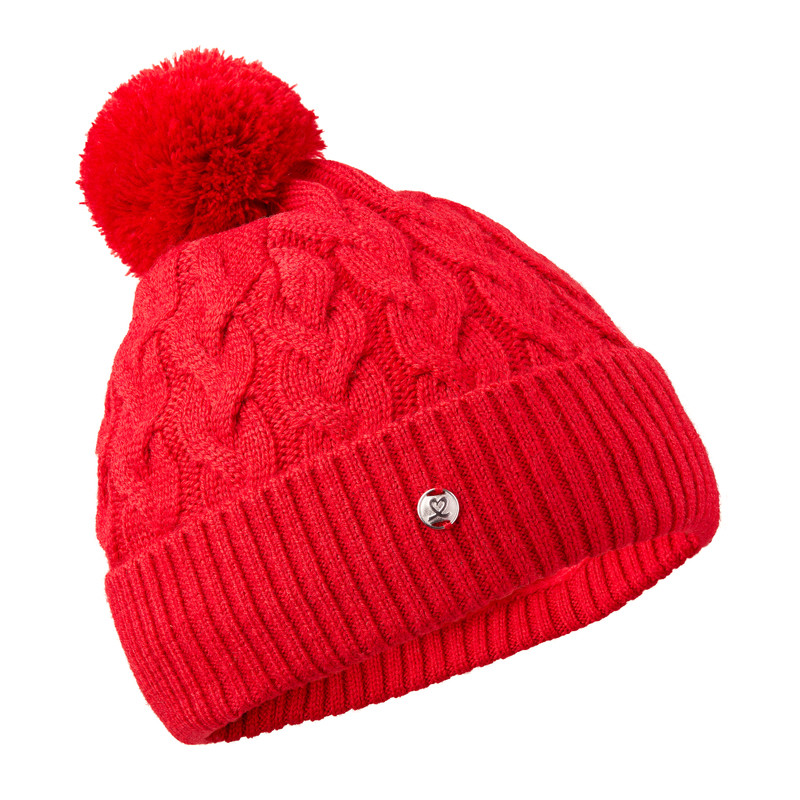 Alondra Knit Hat - Cardinal Red