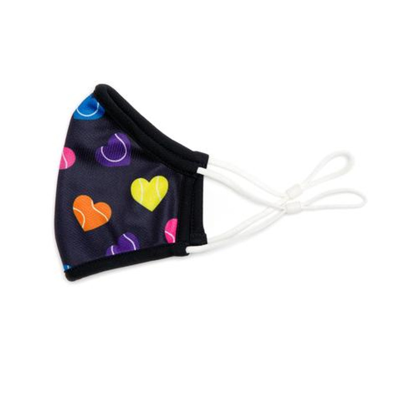 Ame & Lulu Kids Fit Masks - Rainbow Serve