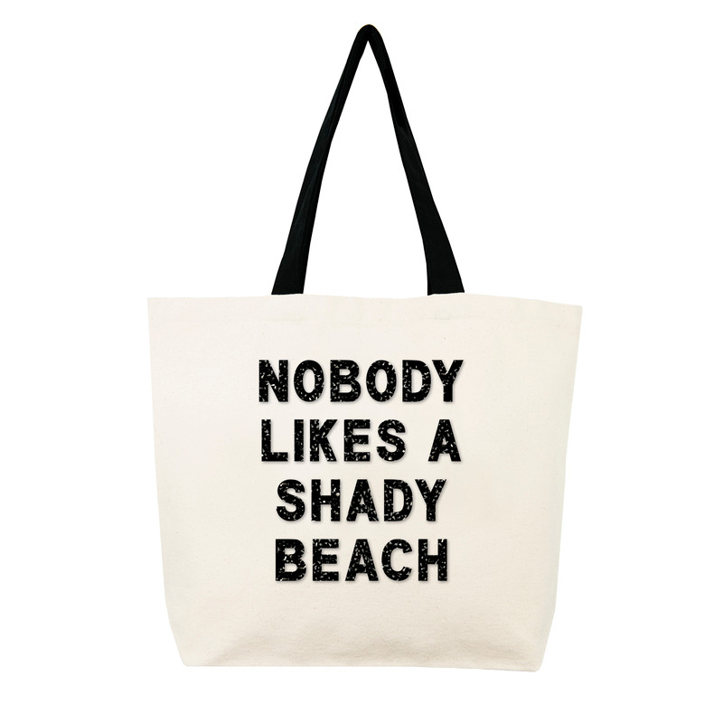 Nobody Likes A Shady Beach