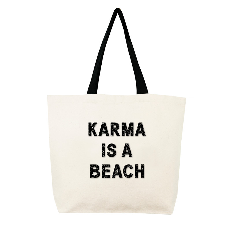 Karma Is A Beach