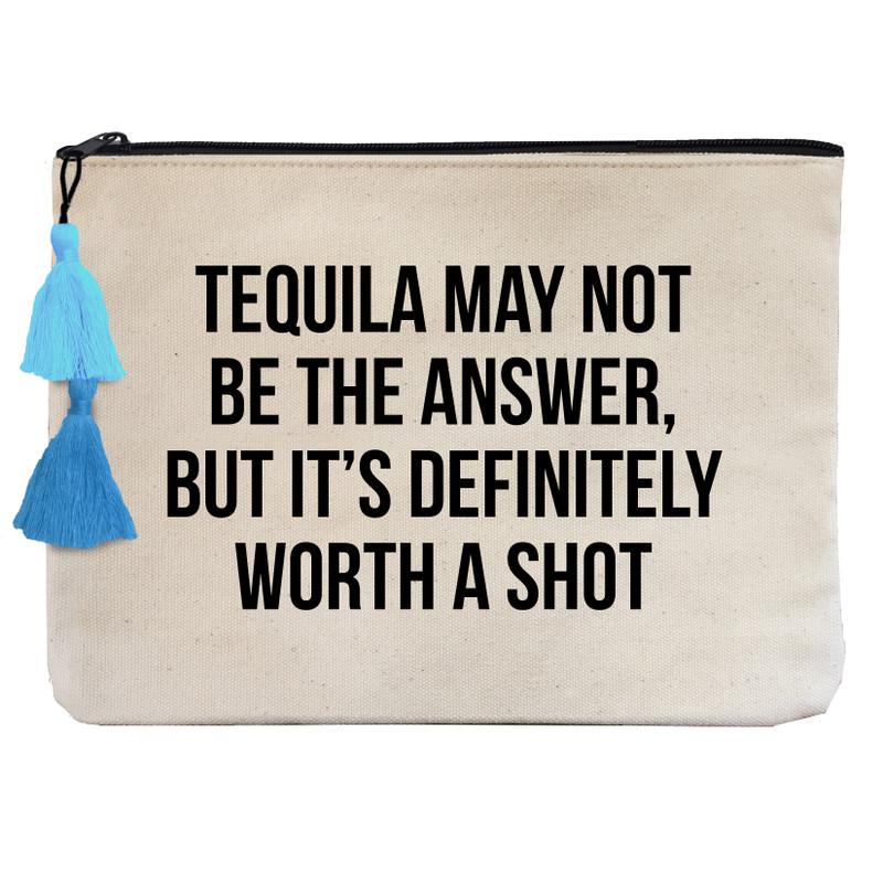 Fallon & Royce Flat Pouch - Tequila