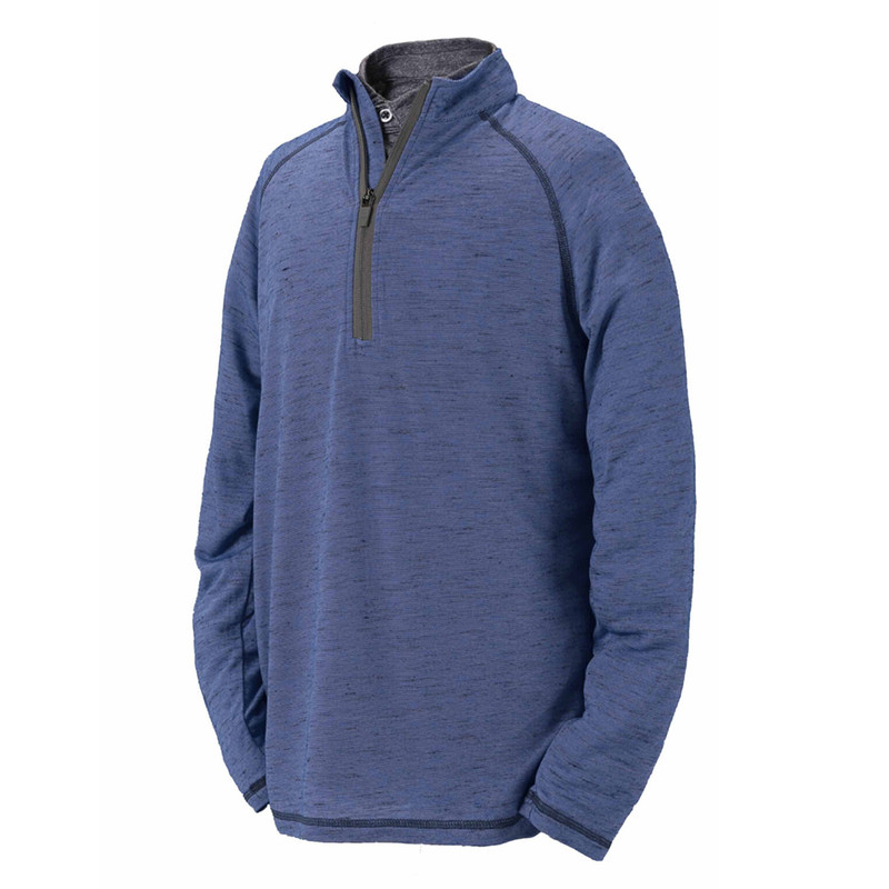 Mason Powder Blue Performance Pullover