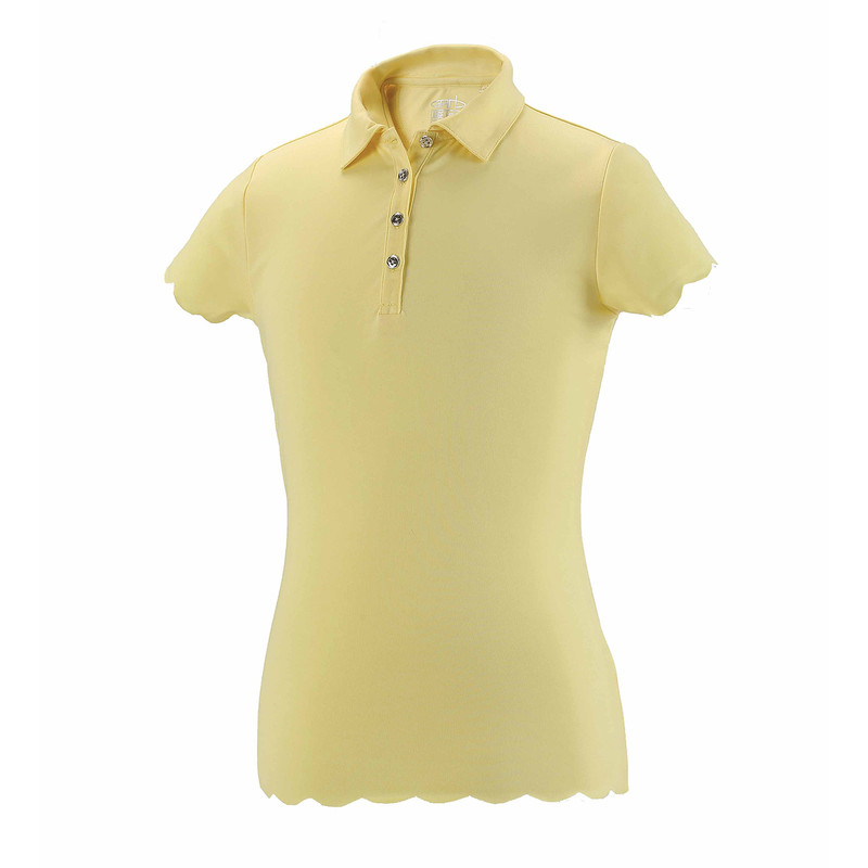 Garb Girls Sophie Performance Golf Polo
