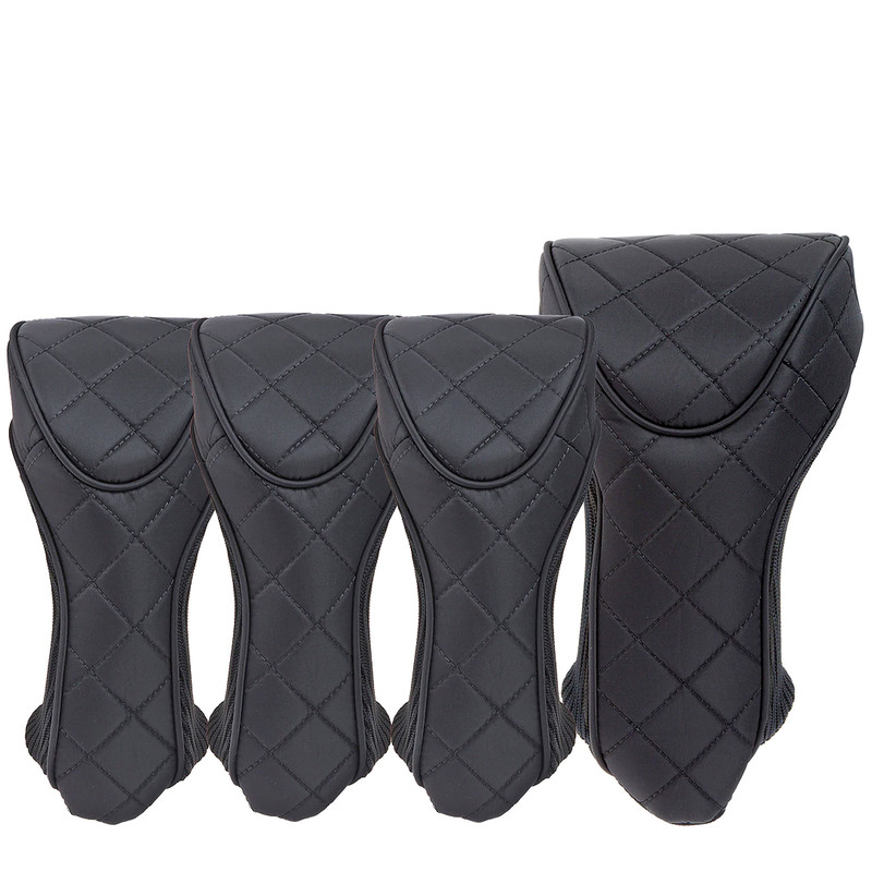 Cutler Java Black Diamond Golf Head Covers